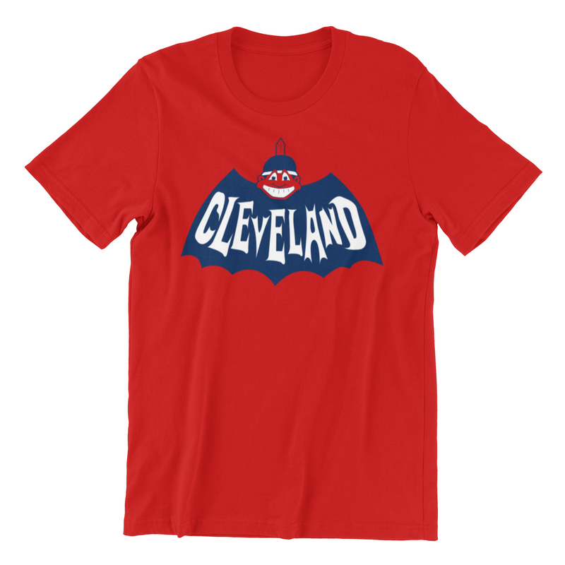 Cleveland Indians Baseball Chief Wahoo Graphic T-Shirt