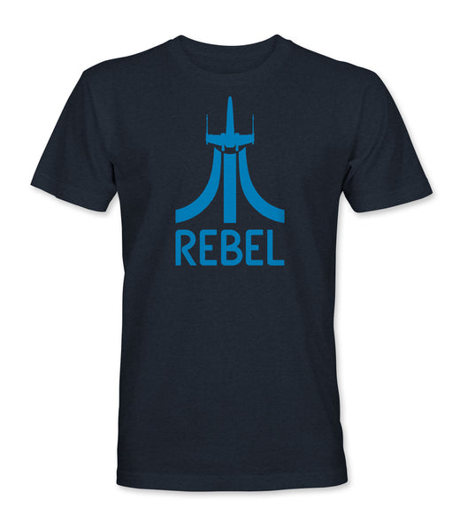 8-Bit Level Rebel Unisex Tee