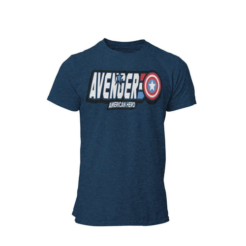Captain America Avenger Graphic T-Shirt