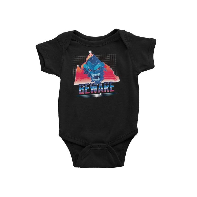 WDW Disney Vacation Expedition Everest Baby Onesie