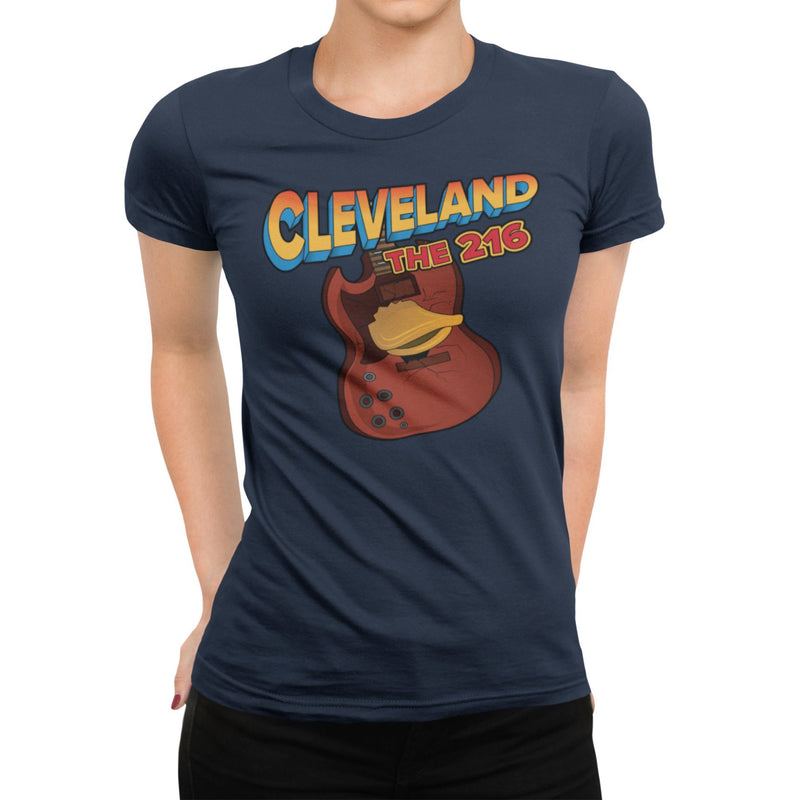 Cleveland The 216 Unisex Shirt | Cleveland Superhero Movie Parody Graphic T-Shirt | CLE 216 440 Shirt | Ohio Made Local Artist Graphic Tee