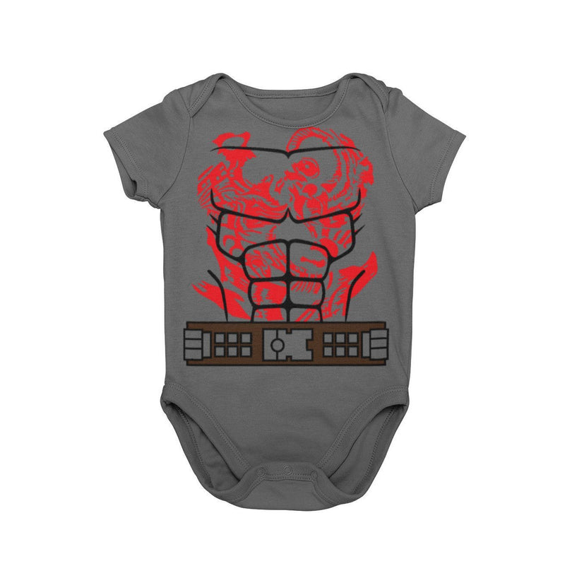 Guardians Of THe Galaxy Drax Baby Character Cosplay Halloween Costume
