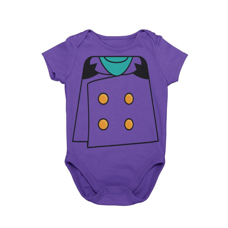 Darkwing Duck Baby Character Cosplay Halloween Costume Onesie