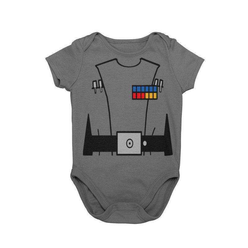 Star Wars Imperial Office Baby Character Cosplay Halloween Costume Onesie