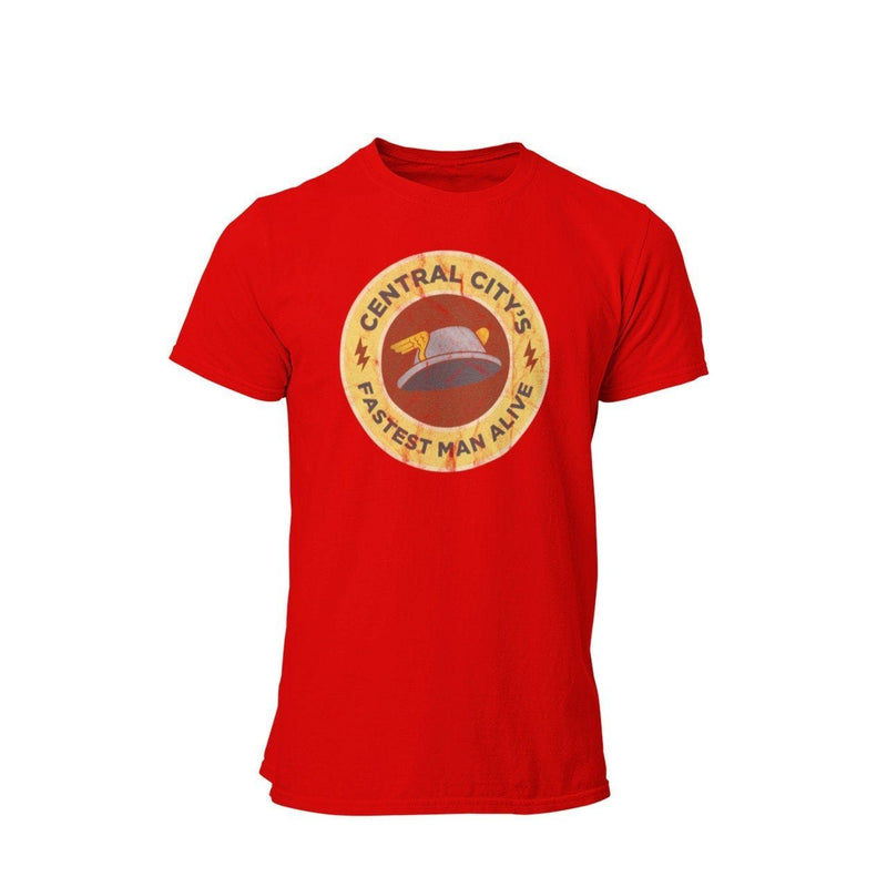 The Flash Multiverse Jay Garrick DC Comic Graphic T-Shirt