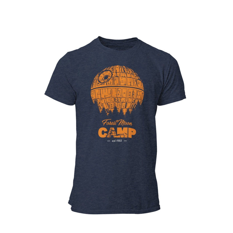 Star Wars Return Of The Jedi Endor Forest Moon Camp WDW Disney Vacation Hollywood Studios Graphic T-Shirt