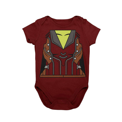 Guardians Of The Galaxy Gamora Ravager Baby Character Halloween Cosplay Costume Onesie