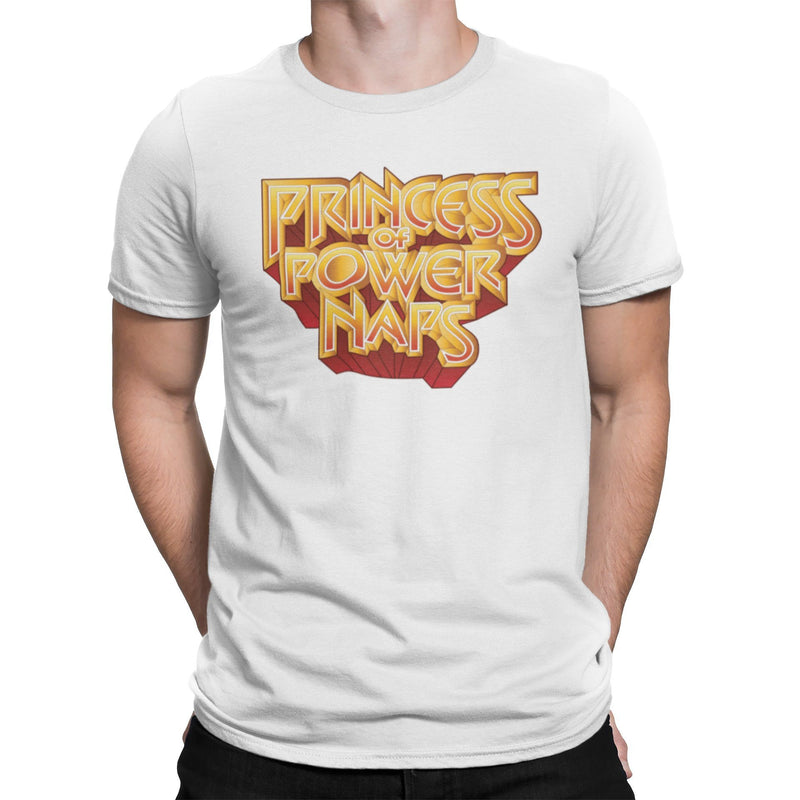 Princess Of Power Naps Unisex Shirt | Retro 80's Saturday Morning Cartoon Graphic T-Shirt | For The Honor Of Graphic Tees | Unique Gift
