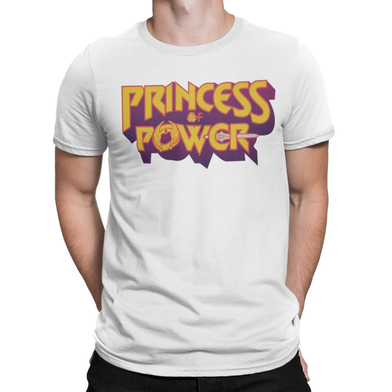The Princess Power Unisex Shirt | Retro 80's Saturday Morning Cartoon Graphic T-Shirt | For The Honor Graphic Tee | Princess Hero Unique Tee