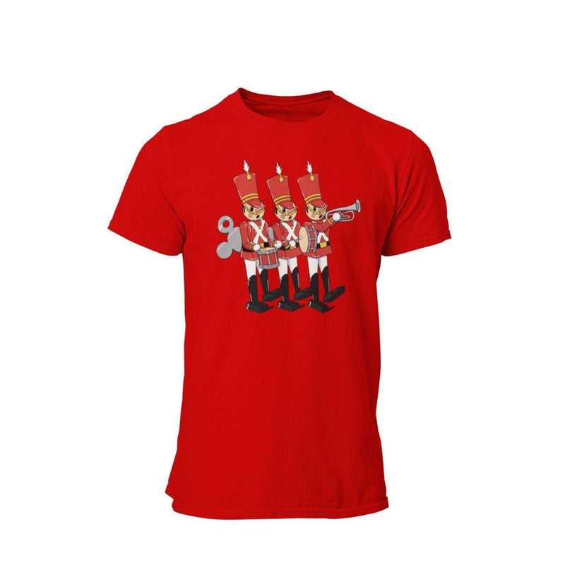 Christmas Toy Soldier Very Merry Christmas Parade Toy Story Marching Band Disneyland Walt Disney World Holiday Graphic T-shirt