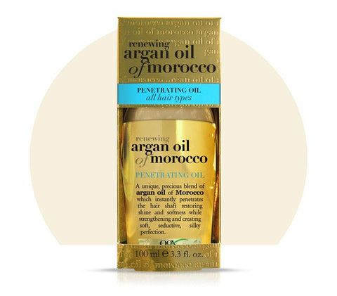 OGX Argan Oil of Morocco Penetrating Oil 100ml 摩洛哥润发坚果油 100毫升