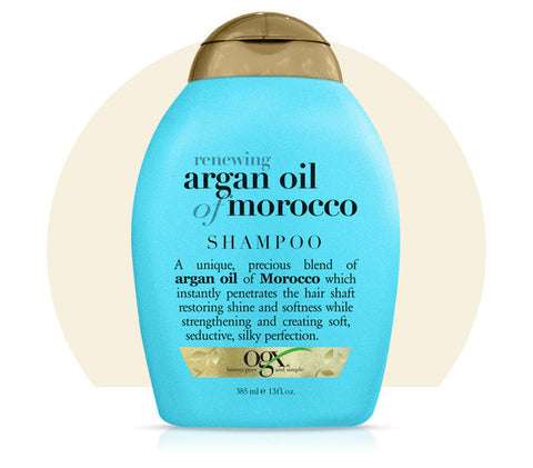 OGX Renewing Argan Oil of Morocco Shampoo 385ml 摩洛哥坚果油洗发香波 385毫升