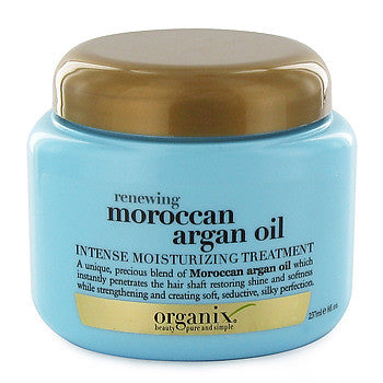 OGX Argan Oil Intense Moisturizing Treatment 237ml 摩洛哥坚果油深度护理发膜 237毫升