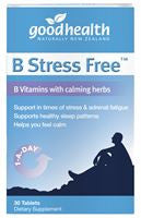 Good Health B-Stress Free™ B群解压片30颗