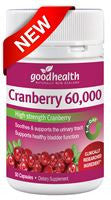 Good Health Cranberry 60,000 蔓越莓高浓60,000 50颗