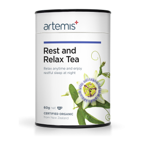 ARTEMIS REST AND RELAX TEA 舒缓放松茶 30G
