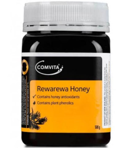 Comvita Rewarewa Honey康维他瑞瓦瑞瓦蜂蜜 500g