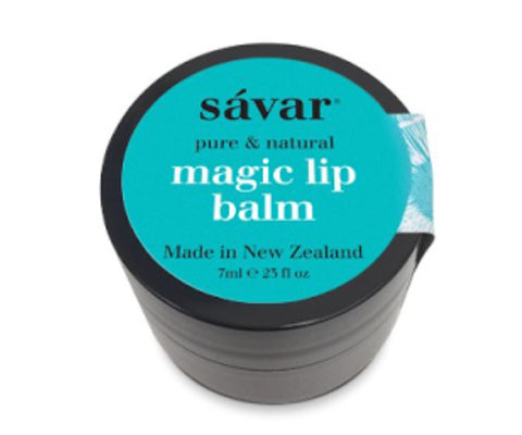 Savar Magic Lip Balm 天然魔力护唇膏 7ml