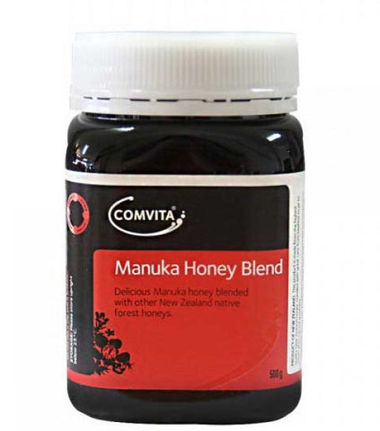 Comvita Manuka Honey Blend 康维他麦卢卡混合蜜500g