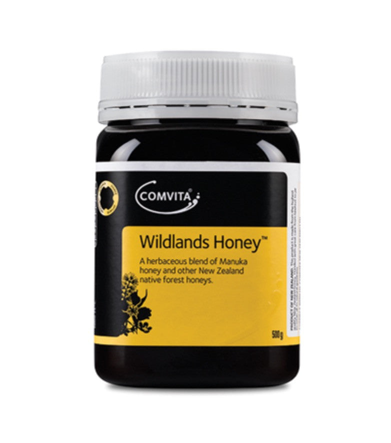 Comvita Wildlands Honey 康维他天然野地蜂蜜500g