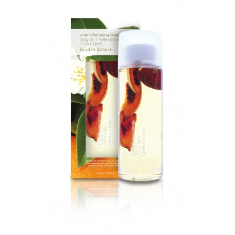 Linden Leaves Body Oil In Love Again 250ml 最棒的植物身体精油 爱 250 毫升