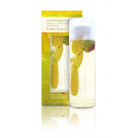 Linden Leaves Body Oil Pick Me Up  250ml 最棒的植物身体精油 250 毫升