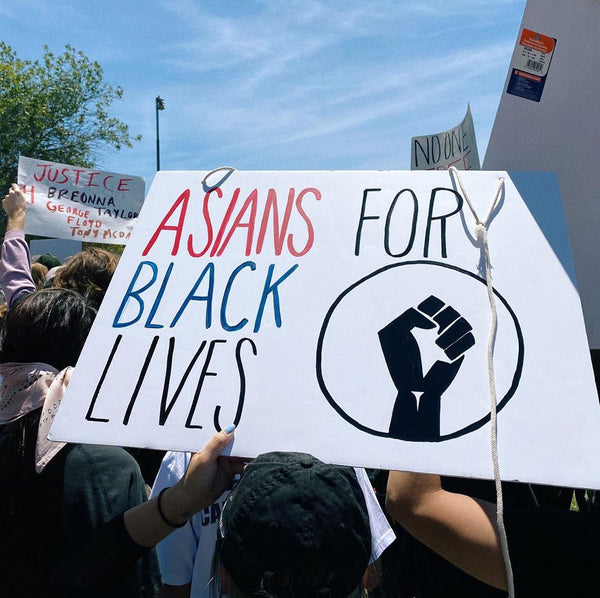 Asians for BLM