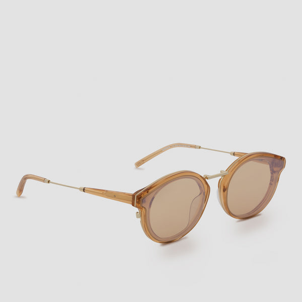 Quarter View of Bandito Oolong Sunglasses