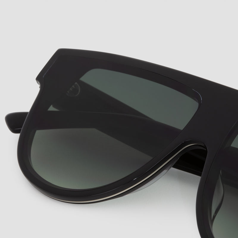 Detail shot of Continuum Minor Chord Sunglasses