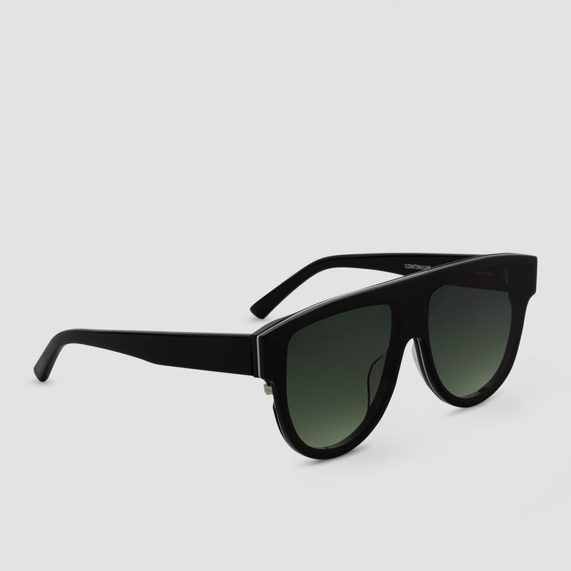 Quarter View of Continuum Minor Chord Sunglasses
