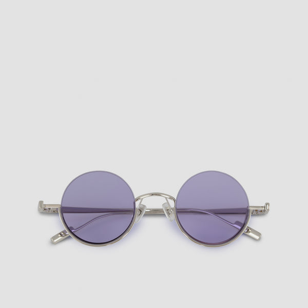 Front View of Desierto Lavender Sunglasses
