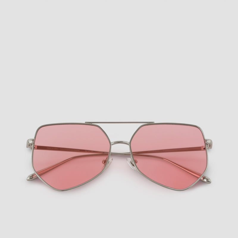 Front View of Figueroa Himalayan Sugar Sunglasses