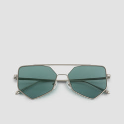 Front View of Figueroa II Hummingbird Sunglasses
