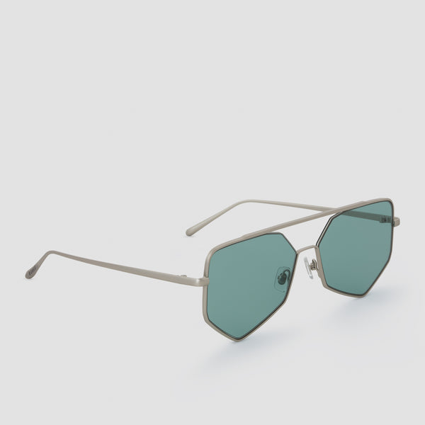 Quarter View of Figueroa II Hummingbird Sunglasses