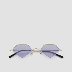 Front View of For Eva Juicy Grape Sunglasses