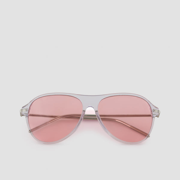 Front View of Godspeed Pink Sunglasses