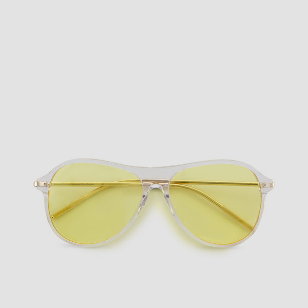 Front View of Godspeed Yellow Sunglasses