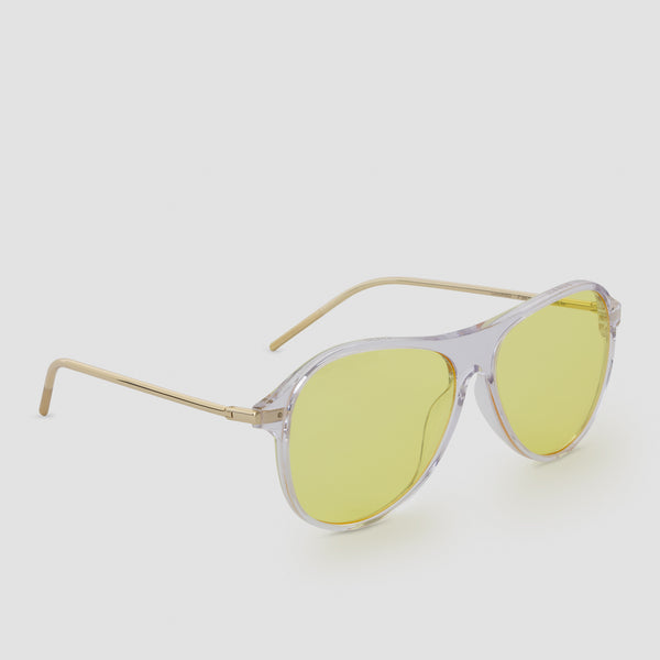 Quarter View of Godspeed Yellow Sunglasses