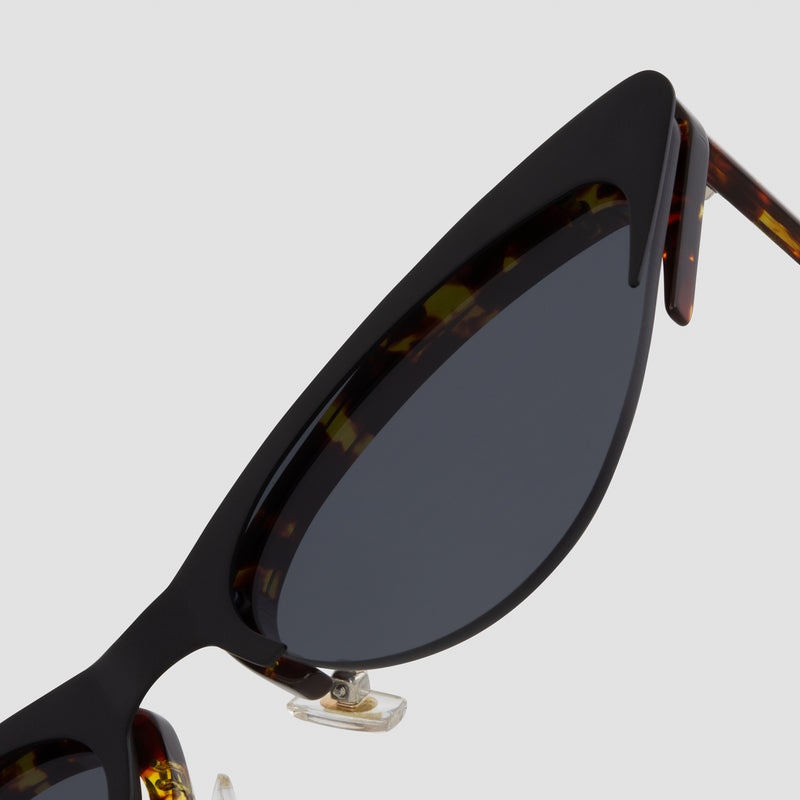 Detail shot of Layer Cake Coffee Toffee Sunglasses