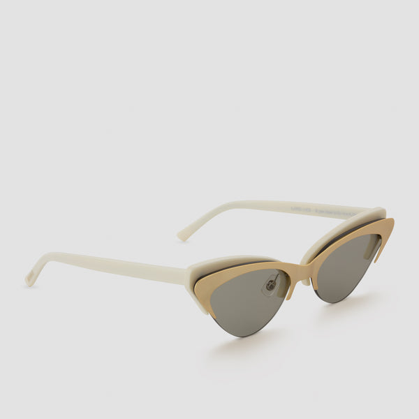 Quarter View of Layer Cake Tres Leches Sunglasses