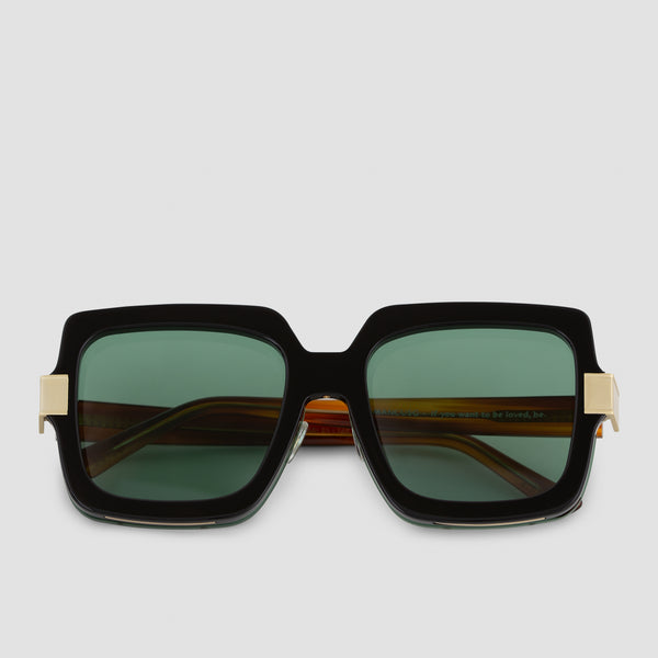 Front View of Mancuso 8-Track Sunglasses