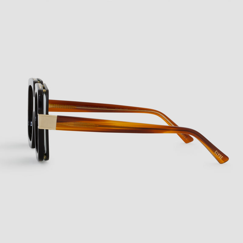 Side View of Mancuso 8-Track Sunglasses