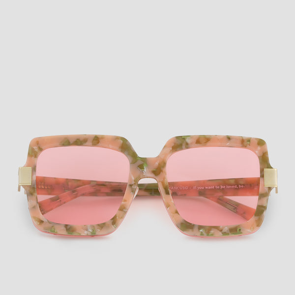 Front View of Mancuso Last Dance Sunglasses