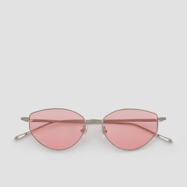 Front View of Oddity Himalayan Sugar Sunglasses
