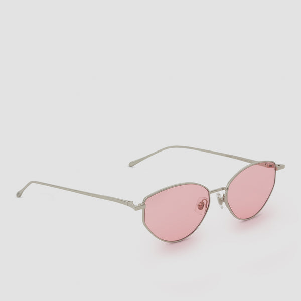 Quarter View of Oddity Himalayan Sugar Sunglasses