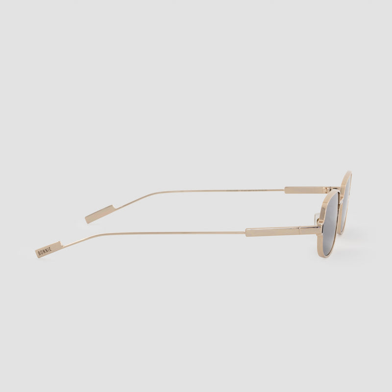 Side View of Petrichor Last Throne Sunglasses
