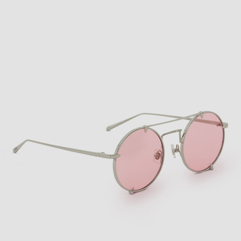 Quarter View of Pico Himalayan Sugar Sunglasses