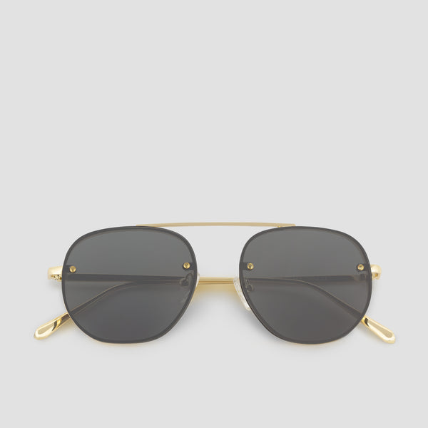 Front View of Traction Last Throne Sunglasses