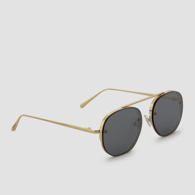 Quarter View of Traction Last Throne Sunglasses