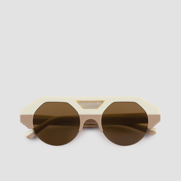 Front View of Uppercut Dune Sunglasses